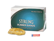 Sterling Ergonomically Correct Rubber Bands, #84, 3-1/2 X 1/2, 210 Ban