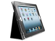 Folio Case/Stand for iPad 2/3, Black
