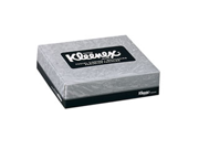 KLEENEX White Facial Tissue, 2-Ply, 65 Tissues/Box, 48 Boxes/Carton