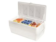 150qt Rubbermaid BrandedMarine Cooler