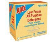 Ajax Low-Foam All-Purpose Laundry Detergent, 36Lbs, Box