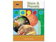 Super Science Activities/Stars Planets, Grades 2-5, 48 Pages