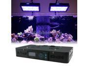 "16"" Hobbiebug Euphotica Dusk/Dawn Auto Timer Dimmable Programmable LED Saltwater Aquarium Fish Tank Marine Coral Reef Grow Light For Hard SPS LPS Soft Corals"