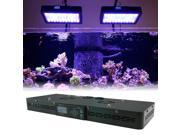 """24"""" Hobbiebug Euphotica Sunrise/Sunset Auto Timer Dimmable Programmable LED Saltwater Aquarium Fish Tank Marine Coral Reef Grow Light For Hard SPS LPS Soft Corals"""