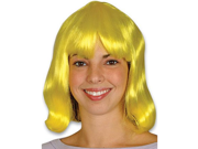 Seattle Neon Green Costume Wig 1 per order  One Size Fits Most
