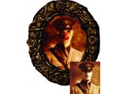 Large Lenticular 3D Captain Redgrieve Changing Zombie Photo 14x18 Picture