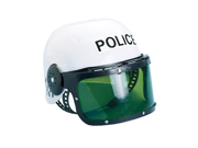 New Child Costume Police Motorcycle Cop Helmet & Visor