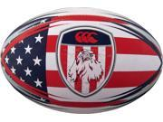 Canterbury Practice Rugby Ball - USA