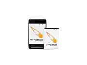 Hyperion Samsung Galaxy SIII 2 x Battery + Charger (Compatible with Samsung G...