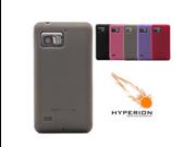 Hyperion Motorola Droid Bionic 4G Extended Battery Matte Smoke TPU Case