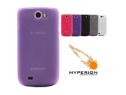 Hyperion T-Mobile Samsung Exhibit II 4G TPU Case Matte Purple
