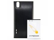 Hyperion LG Prada 3.0 P940 3500mAh Extended Battery + Back Cover