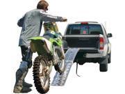 "89"" Single Folding Loading Ramp for Off-Road Motocross, Enduro and Dirt Bikes"