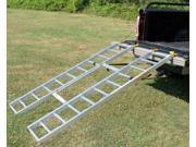 "Great Day Inc. Tri-Fold Adjustable Side x Side Loading Ramp 48-60"" x 84"""