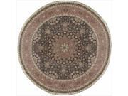 Nourison Hand-knotted Persian One of a Kind Tabriz Rug (16'10 Round)