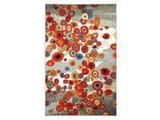 Tossed Floral Multi Rug (8' x 10')