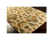 Hand-Tufted Theresa Wool Floral Area Rug (8' x 11')