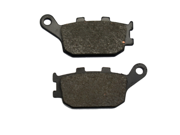 2005-2009 Honda VTX1300 VTX1300R Kevlar Carbon Rear Brake Pads