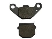 2006-2011 TGB Delivery 50 Kevlar Carbon Front Brake Pads