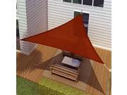 California Sun Sail Shade Triangle (16.5' Sides)