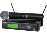 Shure SLX24/BETA58 Handheld Wireless System J3 (572-596 MHz)