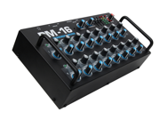 Elite Core PM-16 16 Channel Personal Monitor Mixer w/ Ambient Mic and EtherCon