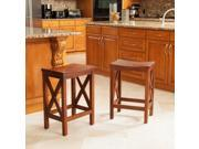 Christopher Knight Home Nigel Wood Counter Stool