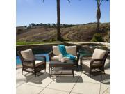 Christopher Knight Home 295557 Palermo Outdoor Set