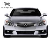 Duraflex FRP  Infiniti G Coupe G37 Q60  IPL Look Front Bumper Cover - 1 Piece > 2008-2014