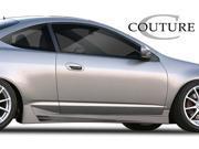 Couture Polyurethane  Acura RSX  Vortex Side Skirt Rocker Panels - 2 Piece > 2002-2006