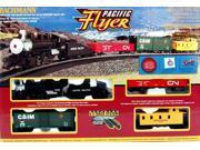 Bachmann HO Scale Train Set Analog Pacific Flyer 00692