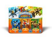 Skylanders Giants: Triple Toy Packs -Sprocket, Sonic Boom 2, Stump Smash 2