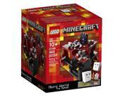 LEGO Minecraft The Nether #21106