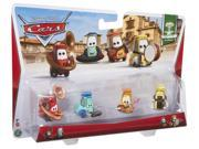 Disney Pixar Cars Uncle Topolino's Band Diecast Set
