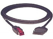 POWERED USB CABLE,3 FT,ECW