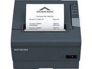 Epson C31CA85A6621 TM-T88V POS Thermal Receipt Printer - Gray, Ethernet, Power Supply Not Included