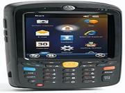 MC55A0 802.11ABG BT 1D/CAM 256 MB/1GB NUMERIC WM6.5 1.5X BATT