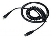 CUSTOM CBL,USB TYPE A,COILED 3M