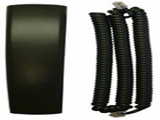 Polycom 2200-17444-001 Handset 5-Pack for IP550 and IP650