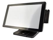 EVO-TM4 15- TRU-FLAT TOUCH MONITOR,VGA/USB,USB/SERIAL HUB
