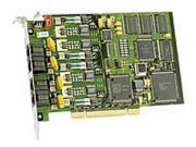 Dialogic D480JCT2T1EW Combined Media Board