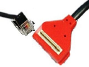 CABLE, RED MX8XX ENET USB SDL4 CONNECTS TO IBM TAILGATE