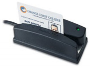 ID Tech Omni WCR3207-700S Barcode Badge Card Reader