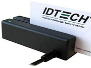 INTERNATIONAL TECHNOLOGIES IDMB-332112B Point-of-sale card reader