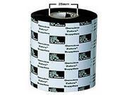 Zebra 03200BK11030 Wax/Resin Ribbon, 4.33inx984ft, 3200 High Performance, 1in core