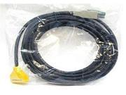 Verifone, Inc 23998-05-R Yellow Cable Mx Series Powered Usb 12V