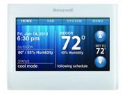 Honeywell TH9320WF5003 Wi-Fi 9000 Color Touchscreen Programmable Wi-Fi Thermostat (3H/2C)