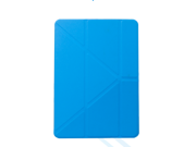 Blue  PU Leather Stand Case Cover  For New Apple iPad 5 iPad Air 2013