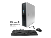 HP DC5800 Desktop - 2.2GHz Core 2 Duo, 4GB, 160GB, WiFi, Windows 7 Home Premium (1 Year Warranty)