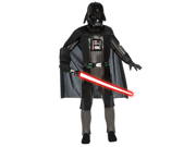 Star Wars Deluxe Child Darth Vader Costume Rubies 881359